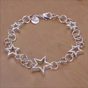 Jewelry - 925 stars bracelet